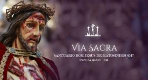 Vídeo Via Sacra Bom Jesus de Matosinhos
