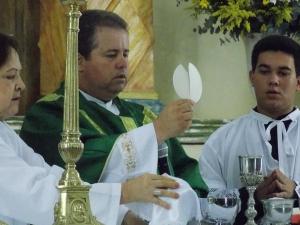 Fotos da Missa Domingo às 11hs